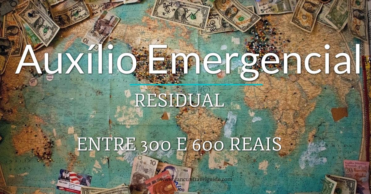 Auxílio emergencial: 300 ou 600 reais até o fim do ano, mas nem todos vão receber. Entenda.
